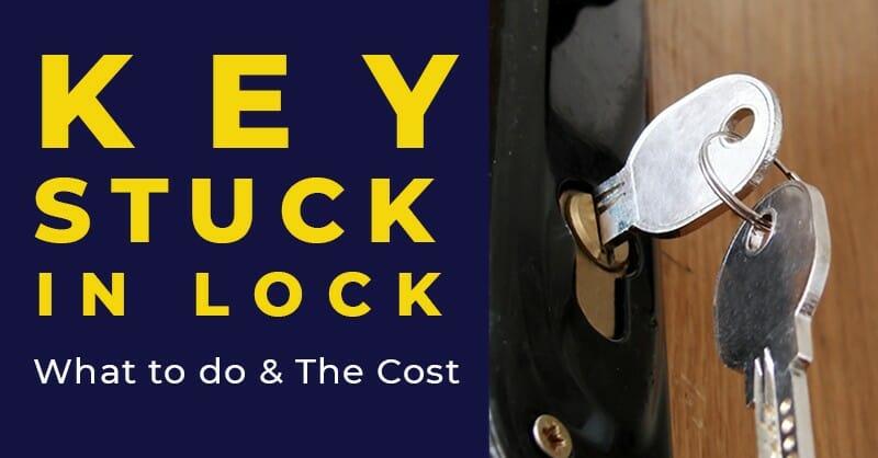 Key Stuck in Lock