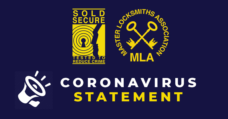 Coronavirus (COVID-19) – MLA Group Statement