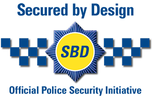 Secured By Design Logo - Police Security