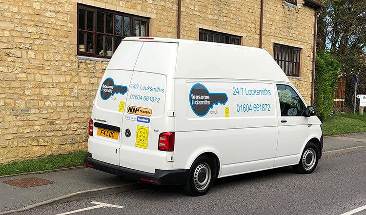 Northampton Emergency Locksmith - Fensome Locksmiths