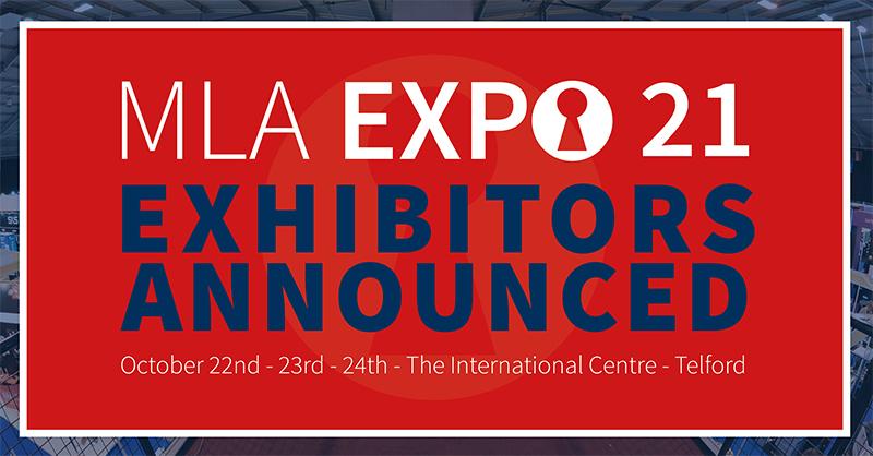 MLA Expo 2021 Exhibitor Announcement for Locksmith Exhibition