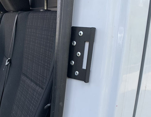 Van Security - Anti Peel Kit to stop van door peeling
