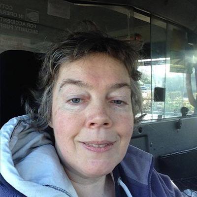 Female Locksmith - Karen Menpes owner of Assist Locks